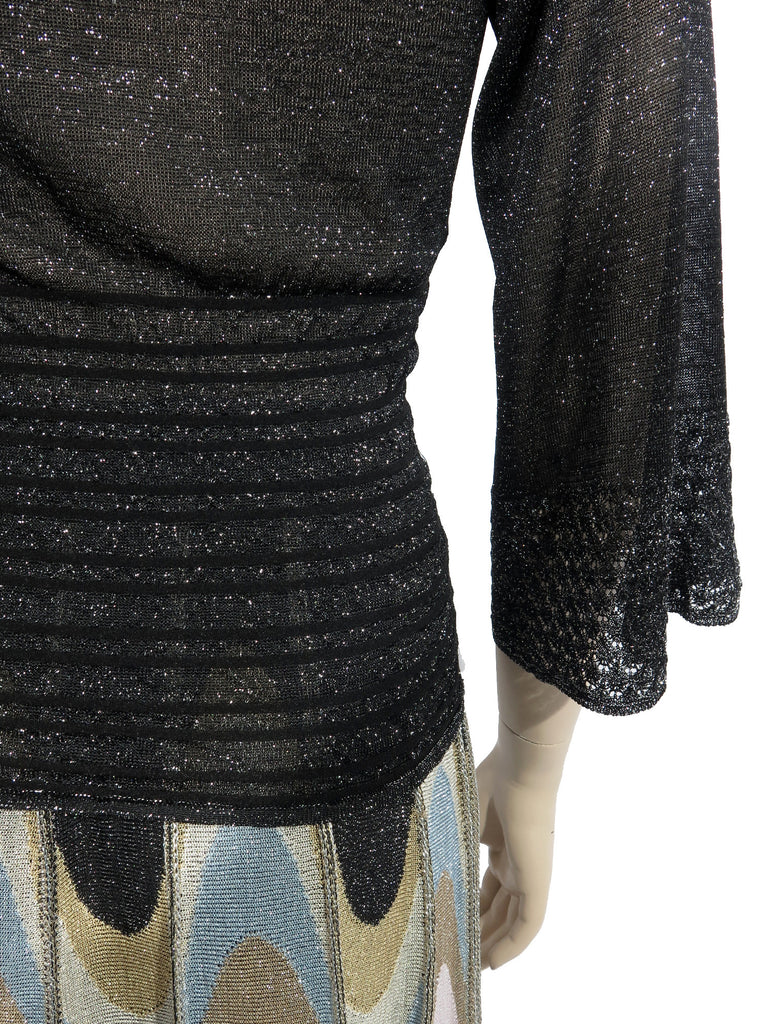 Missoni Shimmer Knit Sweater
