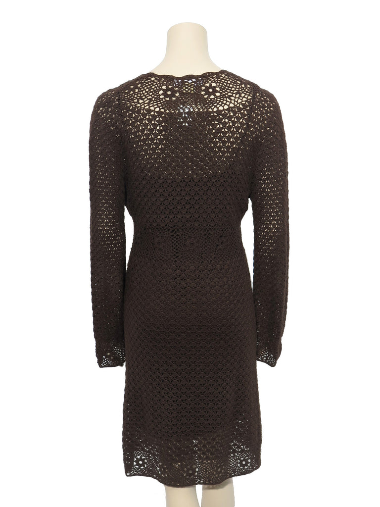Michael Kors Crochet Dress