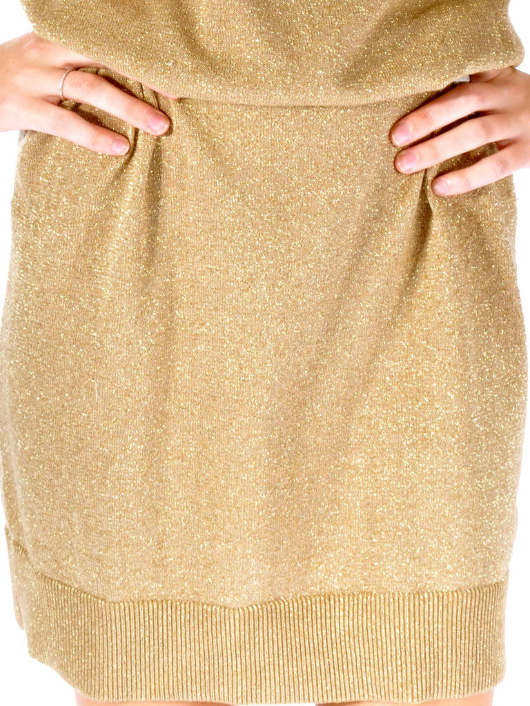MICHAEL Michael Kors Shimmer Sweater Dress