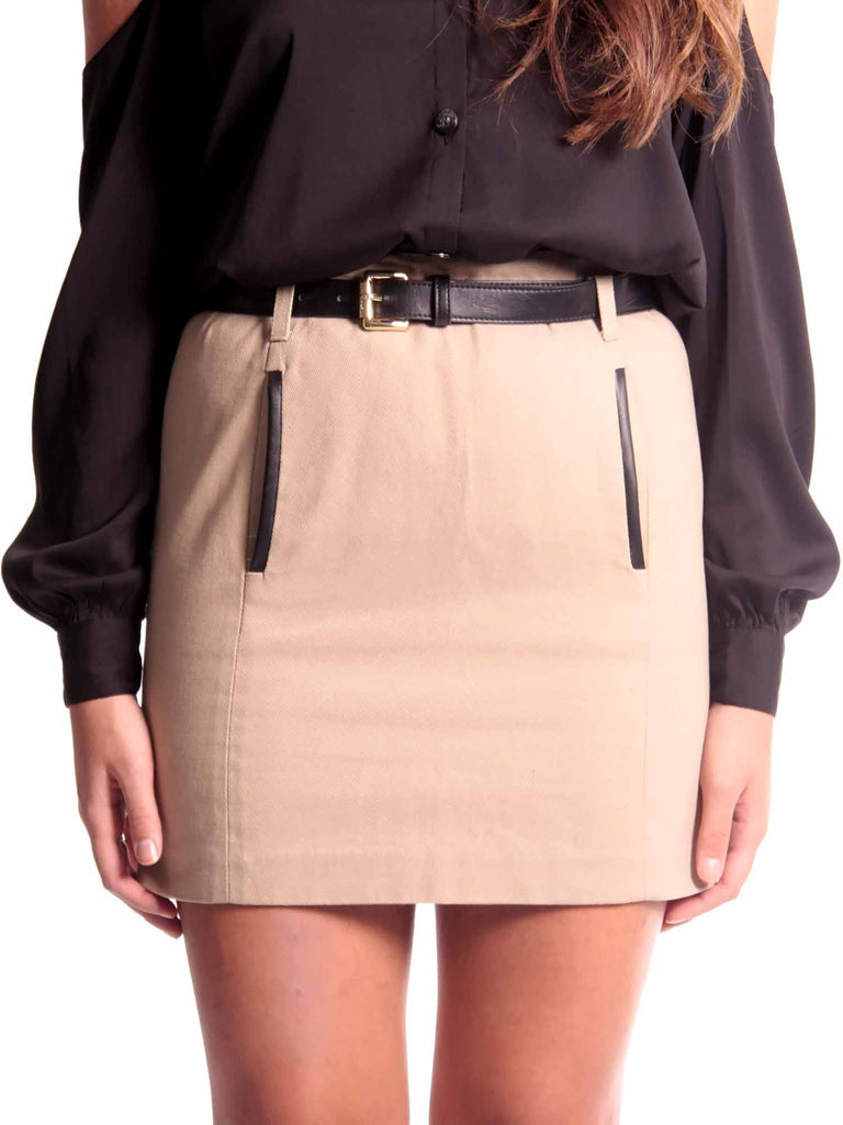 MICHAEL Michael Kors Safari Skirt