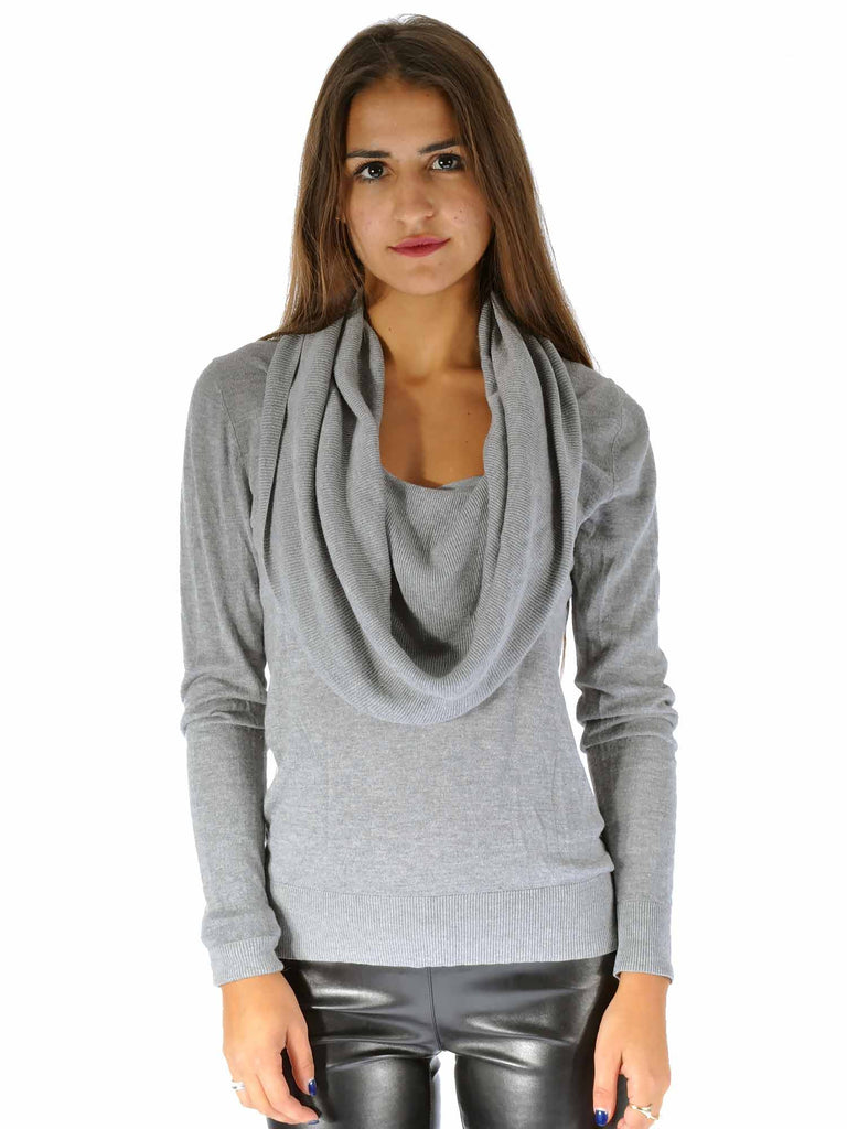 MICHAEL Michael Kors Cowl-Neck Sweater