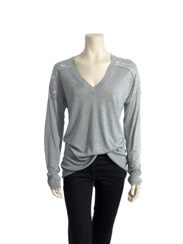 MICHAEL Michael Kors Beaded Sweater