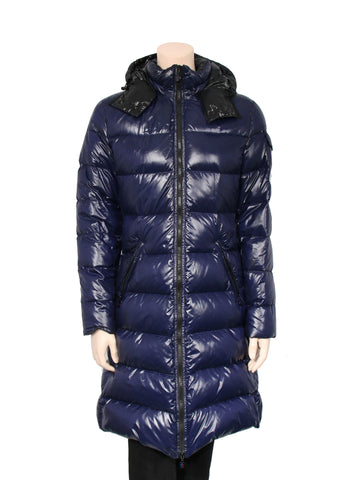 Moncler Down Moka Coat
