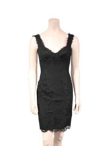 Moschino Lace Dress