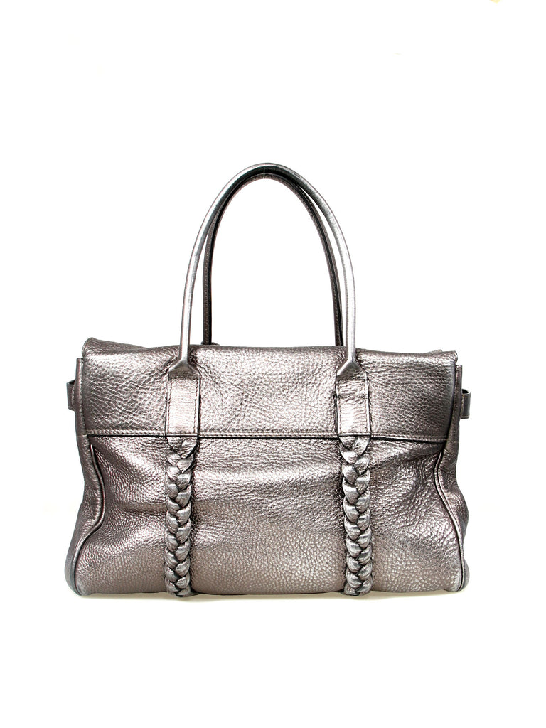 Mulberry Metallic Bayswater Bag