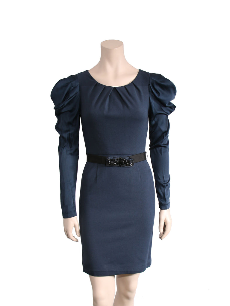 BCBG MaxAzria Belted Dress