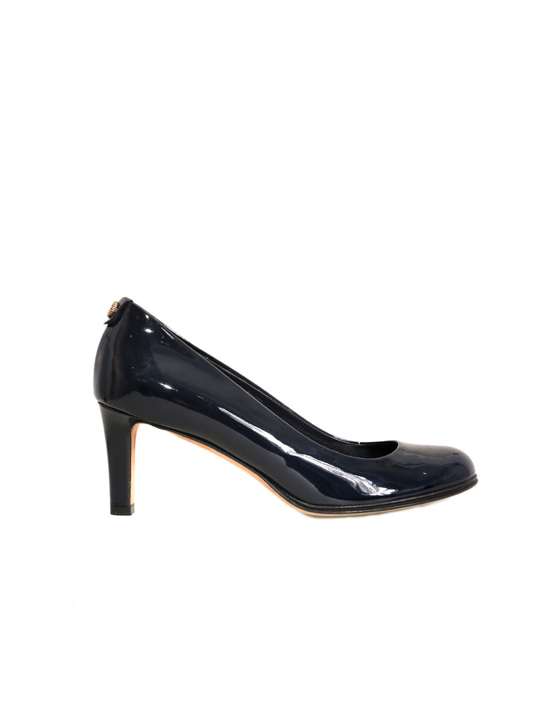 Pre-owned Gucci Patent Leather Pumps