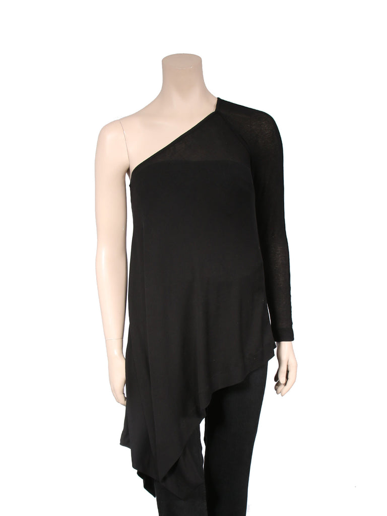 One-Shoulder Tunic