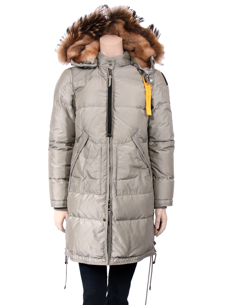 Parajumpers Long Bear Coat ...