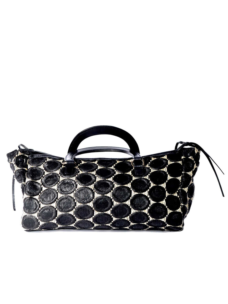 Prada Polka-Dot Bag