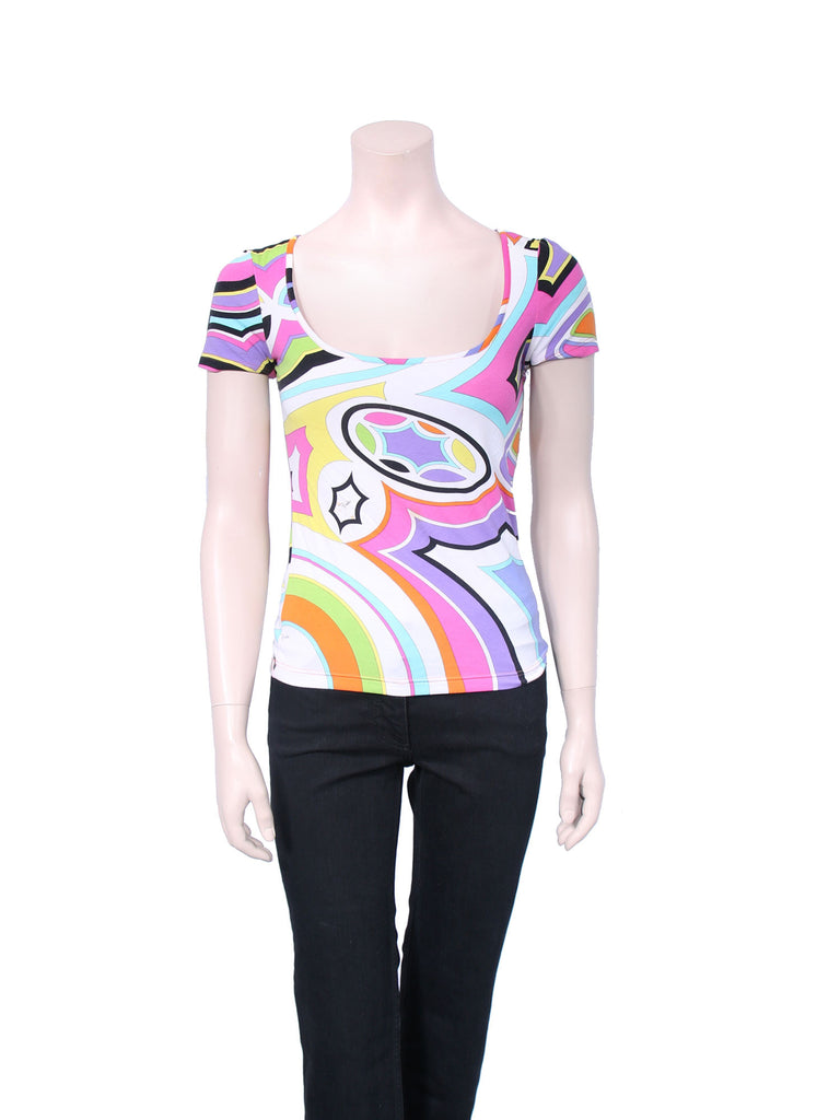 Pucci Printed T