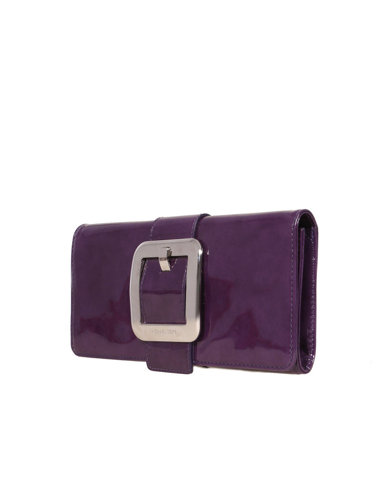 Pre-owned - Patent leather clutch bag Michael Kors NPHXI