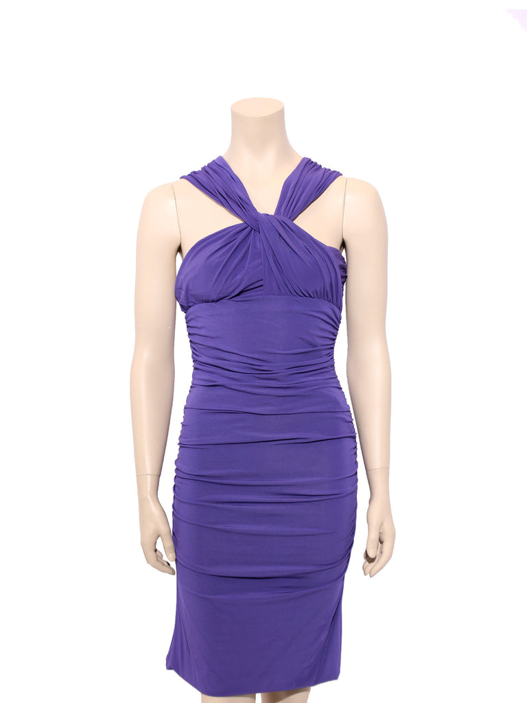 Alberta Ferretti Philosophy Jersey Dress