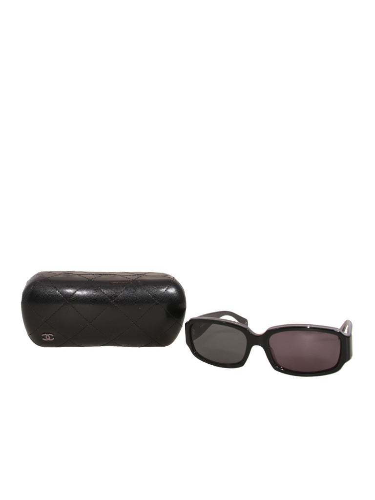 Chanel Rectangle Sunglasses