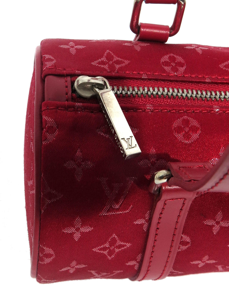 Louis Vuitton Mini Satin Papillon Bag