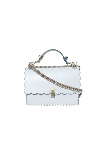 Fendi Medium Scalloped Kan I Bag