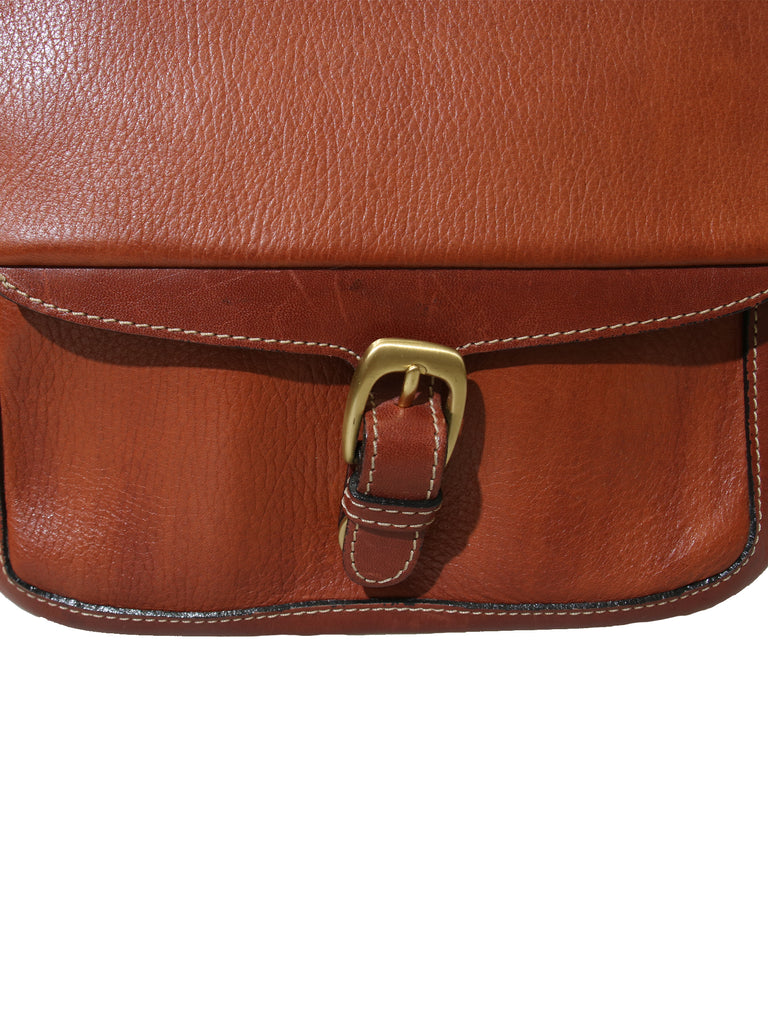 Bally Leather Cross Body Bag