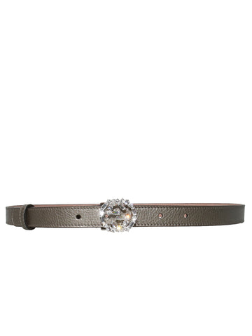 Gucci Thin Leather Belt