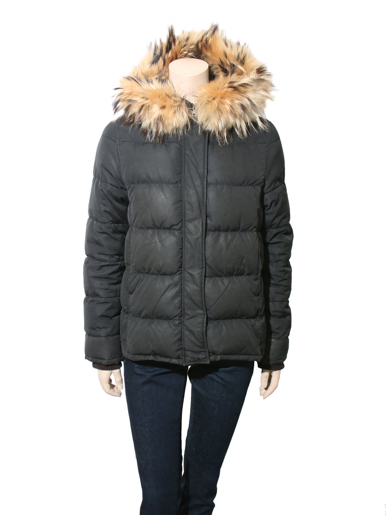 Theory Winter Down Coat