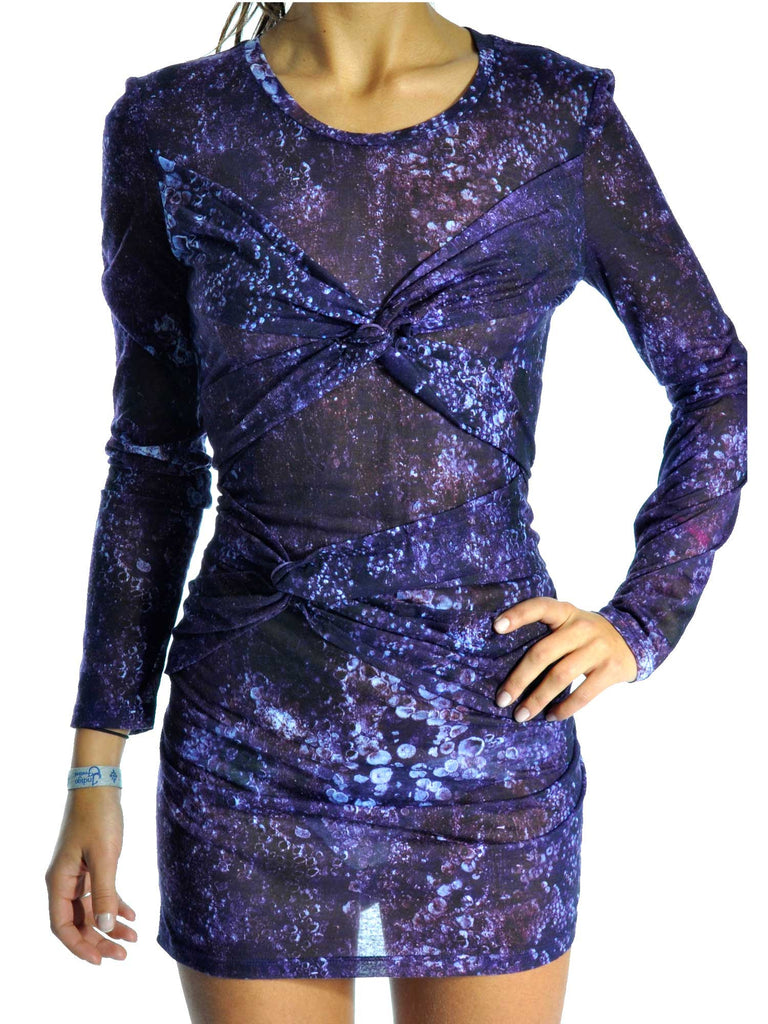 Torn by Ronny Kobo Galaxy Dress