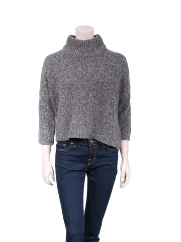 Theory Wool and Cashmere Turtleneck