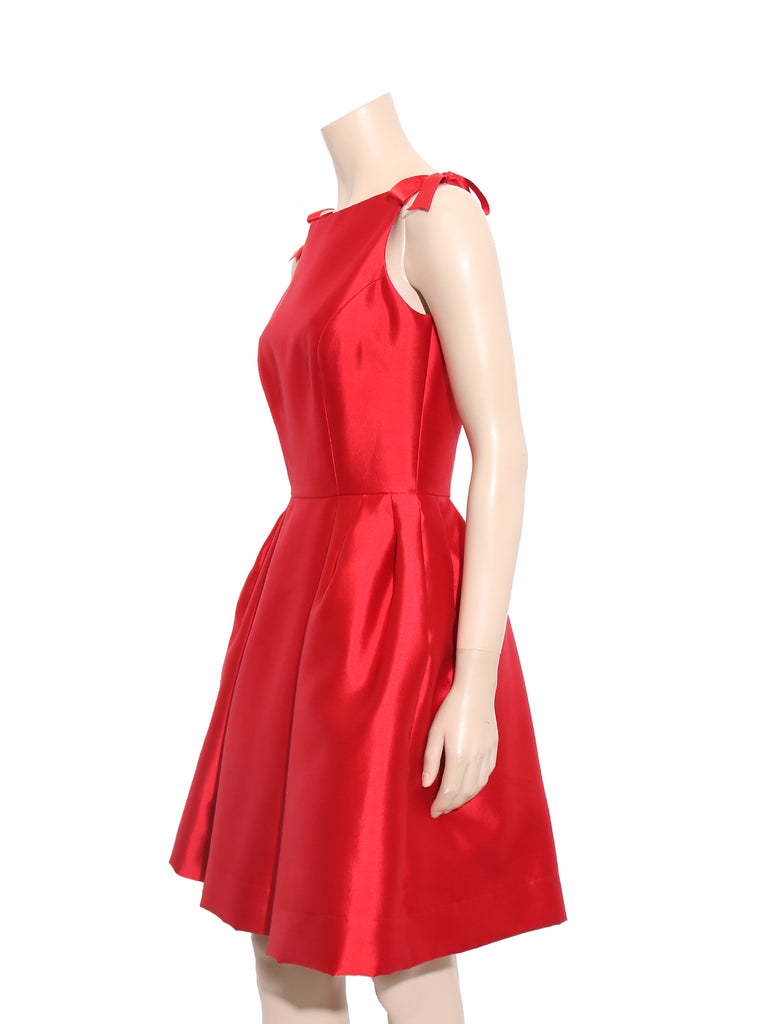 Wayne Clark Silk-Blend Dress