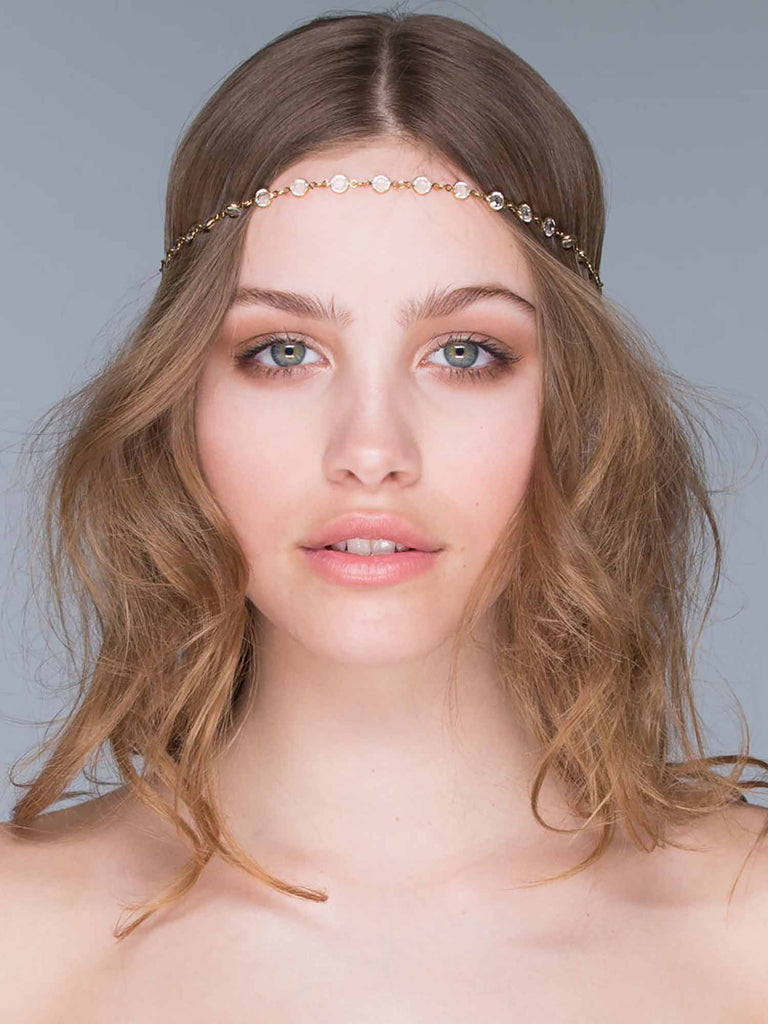Beau Belle Couture Yasmine Headpiece