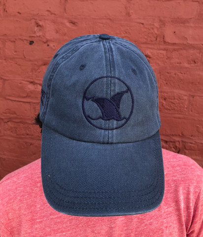 NFF Whale's Tail Baseball Cap