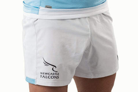 Macron Match Day Away Shorts Junior