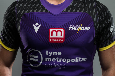 Newcastle Thunder Macron 19/20 Season Junior Replica Home Shirt