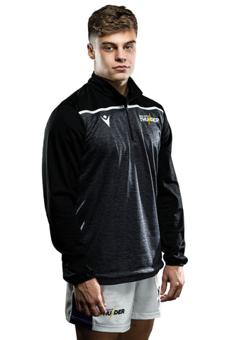 Newcastle Thunder Training 1/4 Zip Top- Macron 19/20 Season