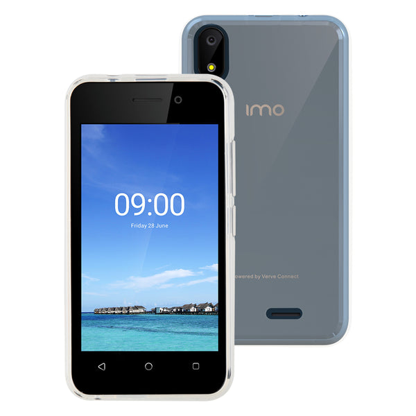 Soft Shell - IMO Q2 Plus - Protective Soft Shell (Clear)