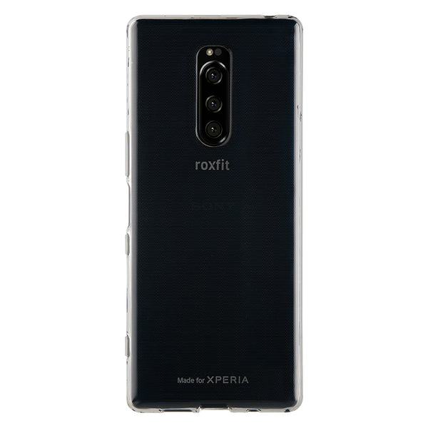 Soft Shell - Sony Xperia 1 - Protective Soft Shell (Clear)
