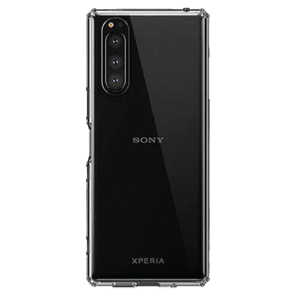Soft Shell - Sony Xperia 5 - Protective Soft Shell (Clear)