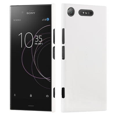 Soft Touch Shell - Sony Xperia XZ1 - Precision Slim Soft Touch Shell