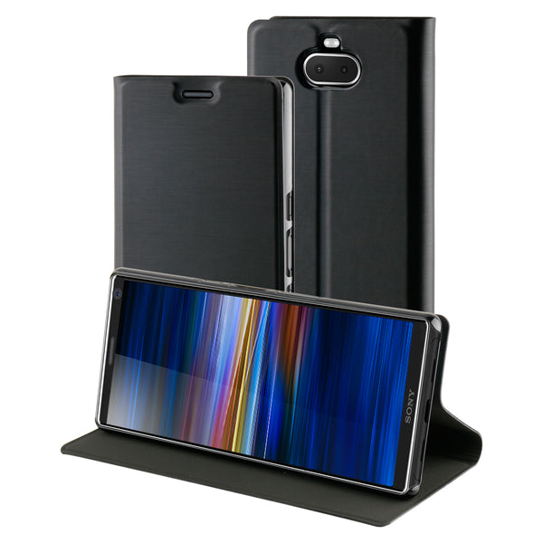 Standing Book Case - Sony Xperia 10 - Standing Book Case