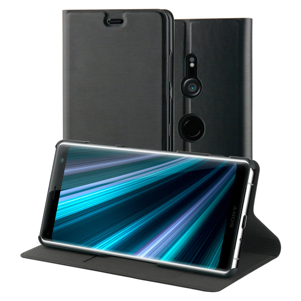 Standing Book Case - Sony Xperia XZ3 - Standing Book Case