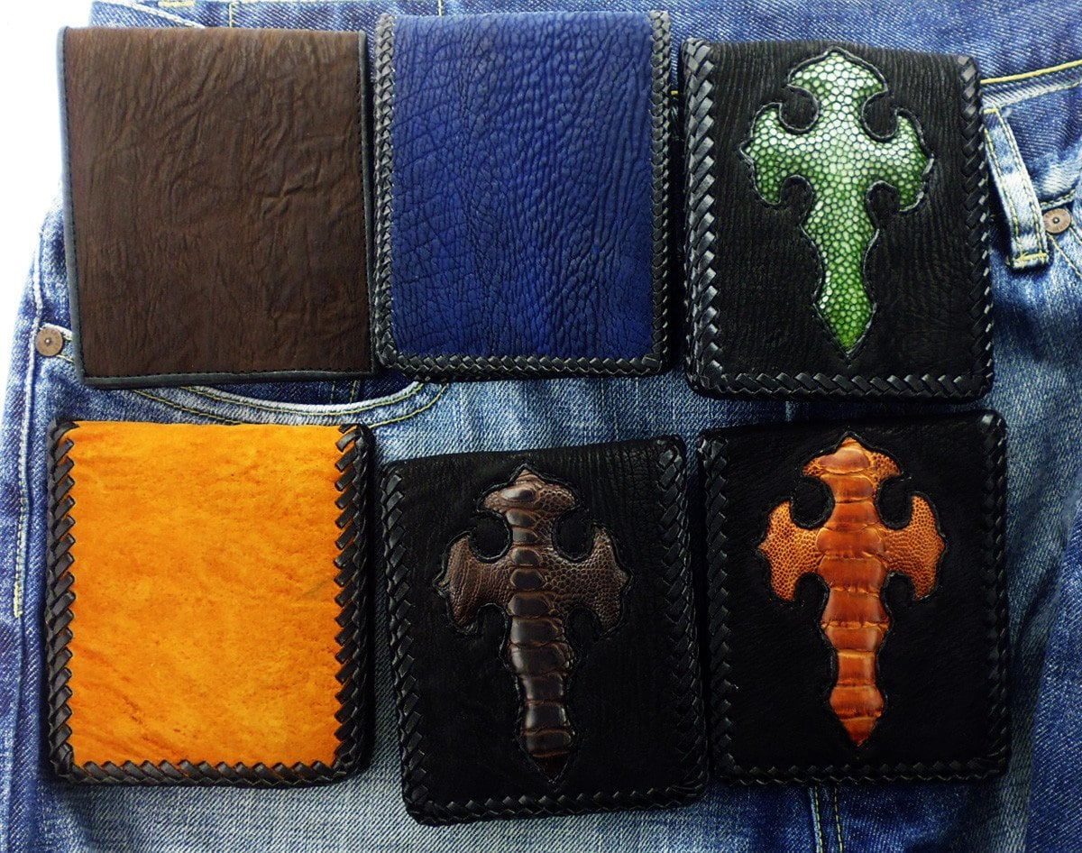 Shark Skin Wallets