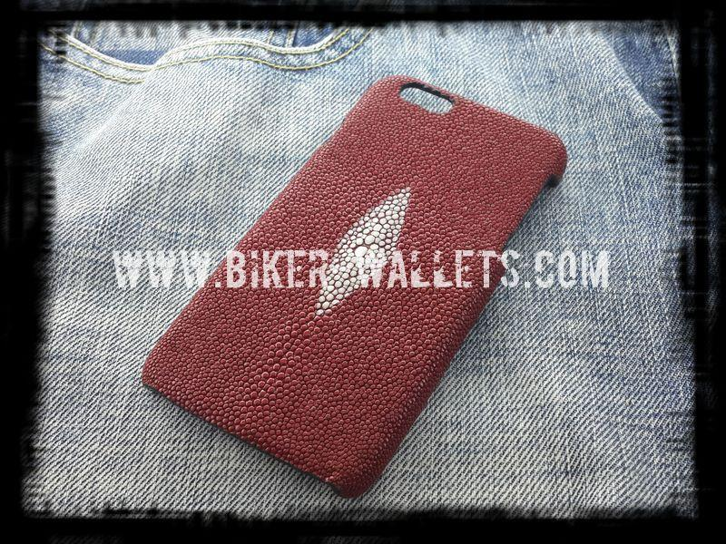 """Stingray"" Red Stingray Skin iPhone Android All Model Cell Phone Case Cover"