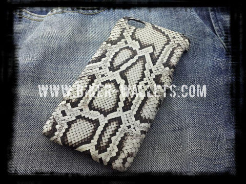 """Hiss"" Snake Skin iPhone Android All Model Cell Phone Case Cover"