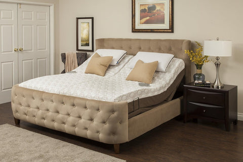 Awesome Split Cal King Sheets, California Split King Sheets, 1800 Thread Count  Luxury Linens, ...
