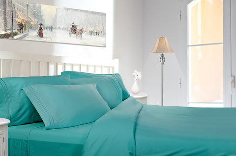Reg $119 · King Size Luxury Bed Sheet Set. Highest Quality 1800 Thread  Count Linens.