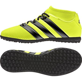 Adidas Jr Ace 16.3 Primemesh TF (Solar Yellow/Black) - We Are Soccer Inc.