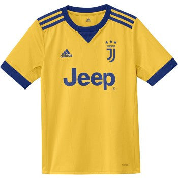 Juventus 17/18 Away Youth Jersey