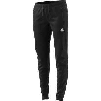 Wmns Tiro17 Training Pant (Black/Black)