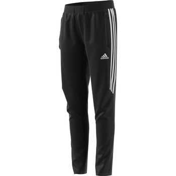 Tiro 17 Training Pant Youth (Black/White)