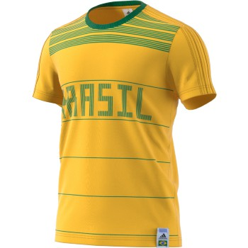 Brazil 2018 World Cup CI Tee