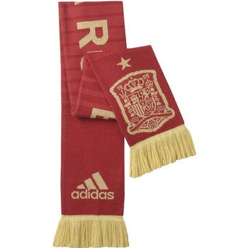 Spain Home Scarf - We Are Soccer Inc.