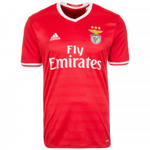 Adidas SL Benfica 16/17 Home Jersey - We Are Soccer Inc.