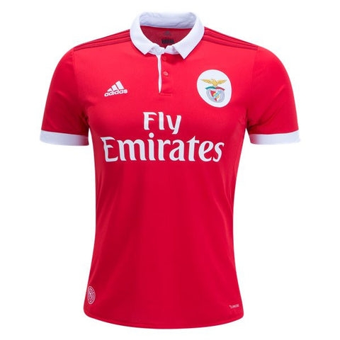 Adidas SL Benfica 17/18 Home Jersey - We Are Soccer Inc.